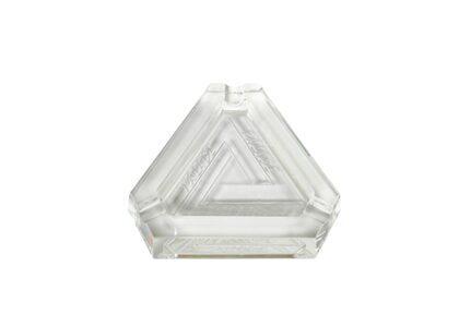 Palace Tri-Ferg Glass Ashtray White FW21の写真