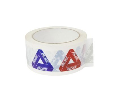 Palace Tape White FW21の写真