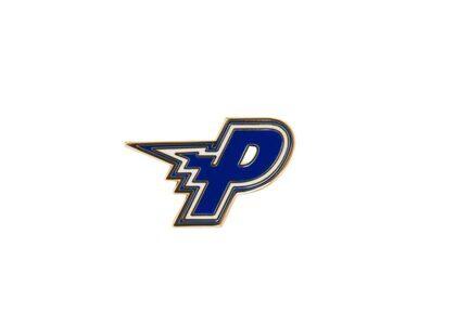 Palace Bolt Pin Badge Blue FW21の写真