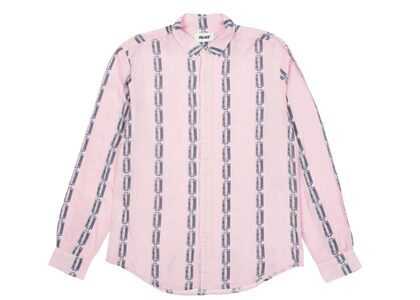 Palace Razor Sharp Shirt Pink FW21の写真