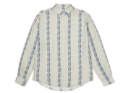 Palace Razor Sharp Shirt Gray FW21の写真