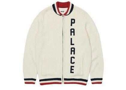 Palace Vert Knit White FW21の写真