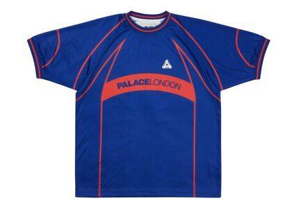 Palace 12 Jewels T-Shirt Blue FW21の写真