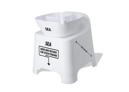 WIND AND SEA ARCVBX Bath Setchiar-Bucket-Pail Whiteの写真