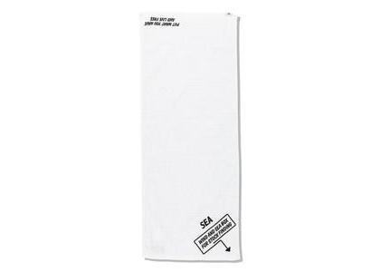 Imabari Towel × WIND AND SEA ARCVBX Face Towel Whiteの写真