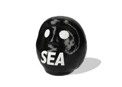 WIND AND SEA ARCVBX Bodhidharma Blackの写真