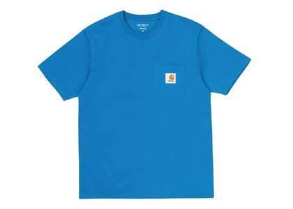 Carhartt WIP × Awake T-Shirt Blue (FW19)の写真