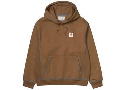 Carhartt WIP × Awake Classic Sweatshirt Brown (FW19)の写真