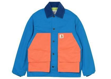 Carhartt WIP × Awake Michigan Chore Coat Blue (FW19)の写真