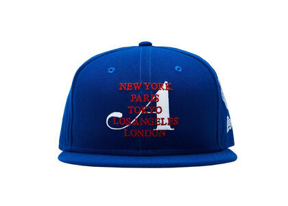 Awake NY Award Tour New Era Hat Blueの写真