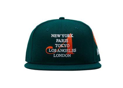 Awake NY Award Tour New Era Hat Dark Greenの写真