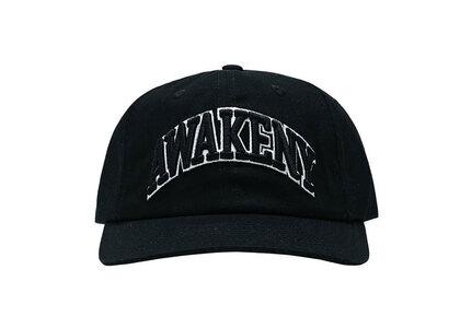 Awake NY Arch Logo 6 Panel Hat Blackの写真