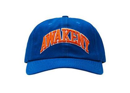 Awake NY Arch Logo 6 Panel Hat Blueの写真