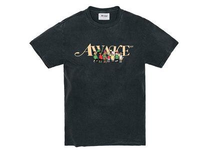 Awake NY La Comunidad Classic Logo Tee Charcoalの写真