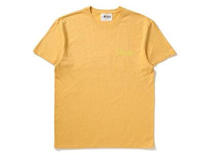 Awake NY Logo Tee Yellowの写真