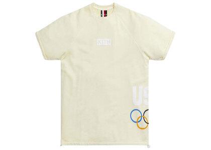 Kith for Team USA 5 Rings Howard Tee Spiritedの写真