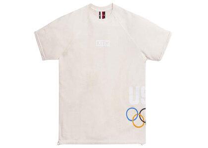 Kith for Team USA 5 Rings Howard Tee Bloomの写真