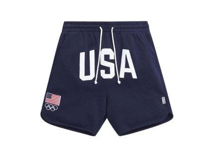 Kith for Team USA Jordan Baby Terry Short Nocturnalの写真