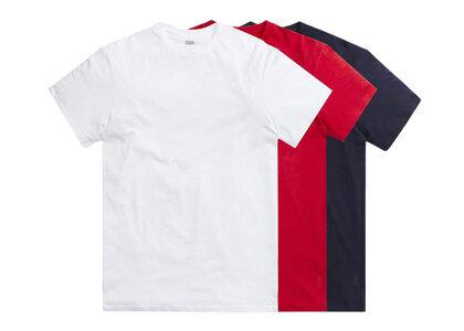 Kith for Team USA Undershirt 3-Pack White / Crimson Red / Obsidian Navyの写真