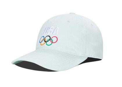 Kith for Team USA Rings Cap Patinaの写真