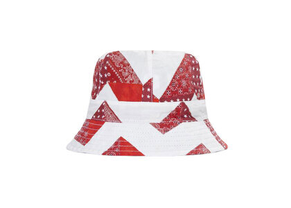Kith for Team USA Reversible Bucket Hat Pyreの写真