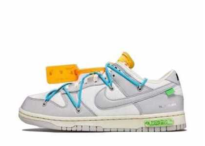 Off-White × Nike Dunk Low The 50 Collection 50 of 2の写真