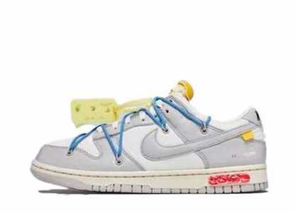 Off-White × Nike Dunk Low The 50 Collection 50 of 5の写真