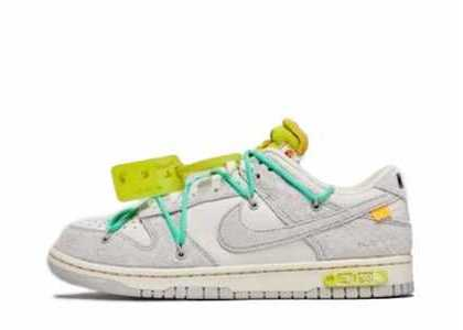 Off-White × Nike Dunk Low The 50 Collection 50 of 14の写真