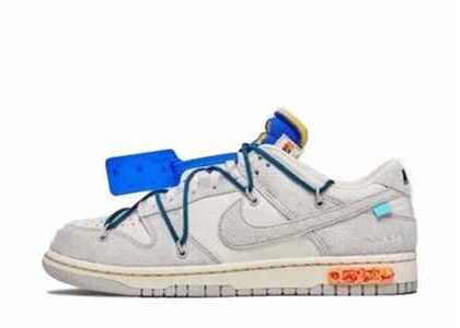 Off-White × Nike Dunk Low The 50 Collection 50 of 16の写真