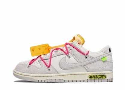 Off-White × Nike Dunk Low The 50 Collection 50 of 17の写真