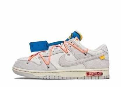 Off-White × Nike Dunk Low The 50 Collection 50 of 19の写真