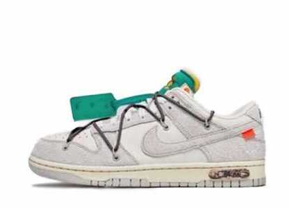 Off-White × Nike Dunk Low The 50 Collection 50 of 20の写真