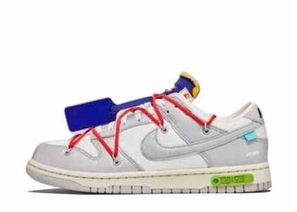 Off-White × Nike Dunk Low The 50 Collection 50 of 23の写真