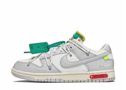 Off-White × Nike Dunk Low The 50 Collection 50 of 25の写真