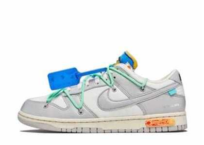 Off-White × Nike Dunk Low The 50 Collection 50 of 26の写真