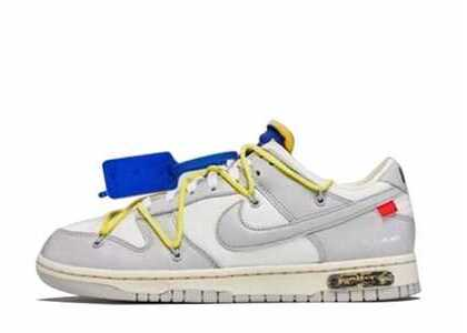 Off-White × Nike Dunk Low The 50 Collection 50 of 27の写真