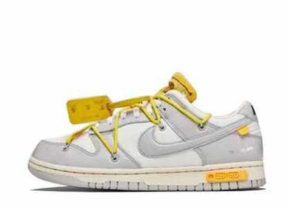 Off-White × Nike Dunk Low The 50 Collection 50 of 29の写真