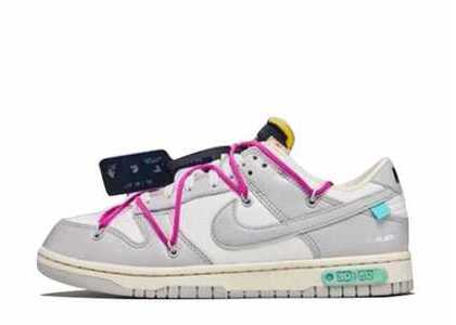 Off-White × Nike Dunk Low The 50 Collection 50 of 30の写真