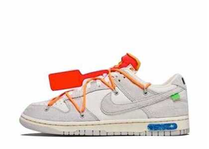 Off-White × Nike Dunk Low The 50 Collection 50 of 31の写真