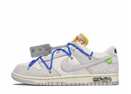 Off-White × Nike Dunk Low The 50 Collection 50 of 32の写真