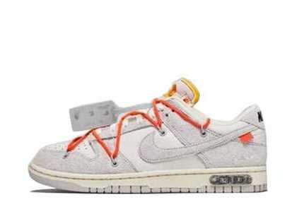 Off-White × Nike Dunk Low The 50 Collection 50 of 33の写真