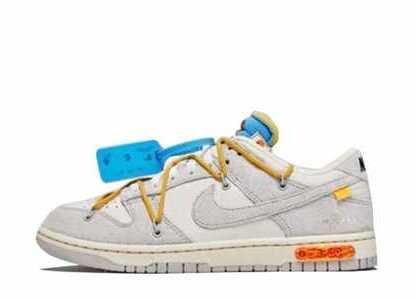 Off-White × Nike Dunk Low The 50 Collection 50 of 34の写真