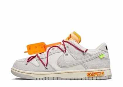 Off-White × Nike Dunk Low The 50 Collection 50 of 35の写真