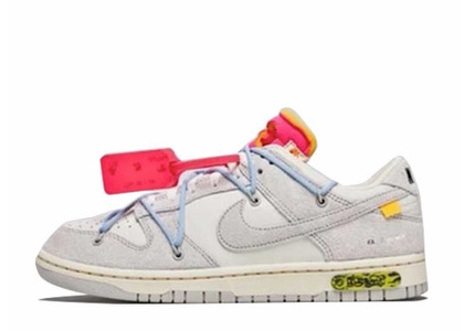Off-White × Nike Dunk Low The 50 Collection 50 of 38の写真