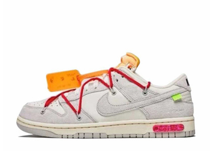 Off-White × Nike Dunk Low The 50 Collection 50 of 40の写真