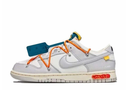 Off-White × Nike Dunk Low The 50 Collection 50 of 44の写真