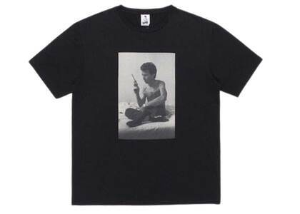 WACKO MARIA Larry Clark Tulsa Standard T-Shirt Type-1 Black (SS21)の写真