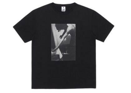 WACKO MARIA Larry Clark Tulsa Standard T-Shirt Type-2 Black (SS21)の写真
