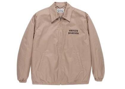 WACKO MARIA Work Jacket Beige (SS21)の写真