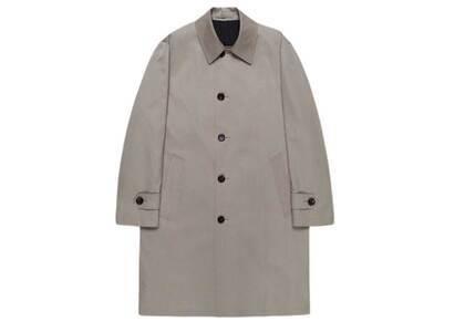 WACKO MARIA Bal Collar Coat Beige (SS21)の写真
